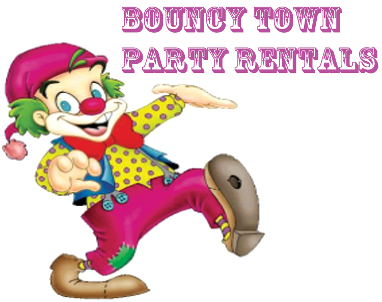 Bouncy Town Party Rentals Calgary
